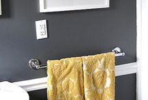 Bathroom ideas / by Lydia Froese