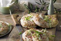 Brot und Fladen