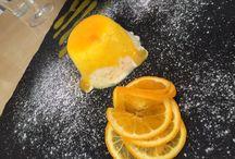Παγωτο πορτοκάλι
