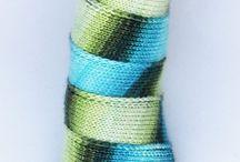 Sticka sockor -knitting socks