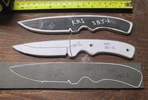 How to make Knife's etc