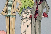 1920's Fashion / by Charlene Robinson
