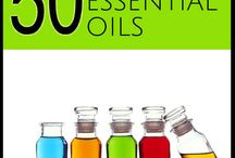 essential oils / by Katherine Holbrook