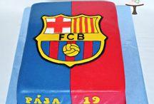 FCB torta