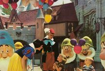 Vintage Disneyworld
