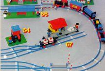 Lego / Instrucciones, ideas, orden...