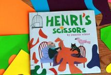Henri Matisse Art for Kids / Art activities and art history lessons for kids based on Henri Matisse