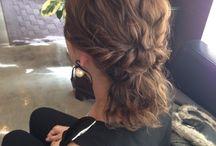hair / ヘアアレンジ