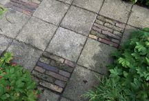 Garden - Paths Paving