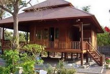 rumah kayu ii