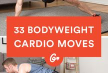 33 bodyweight cardio moves