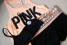 Fashion: Workout Wear / by Mary Vivio