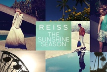 REISS and The Sunshine Season / Beach Tomato and REISS bring you bundles of style and a boating trip to Croatia with The Yacht Week: http://www.beachtomato.com/category/reiss/