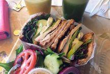 Comida saludable / Lo que quiero comer / by Tere Ramirez