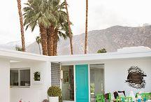 Palm Springs mid cent/regency