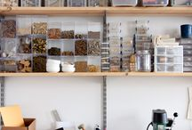 Jewelry Studio Organization