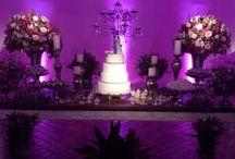 Casamento / Decorações de casamentos com móveis Four Locações