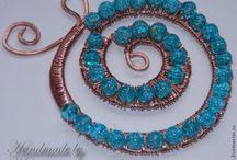 bijuterii sârmă