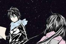 Noragami  / Anime e manga.
