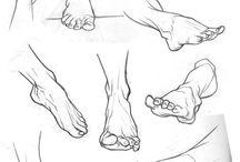 Referenz Feet