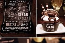 Parties / Party ideas and themes #party #parties #themes #partydecor / by Sarah Jane {The Fit Cookie}