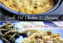 Crockpot meals