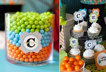 Baby Boy Shower / by Johnna Brunenkant
