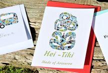 Greeting Cards by Uku Chic