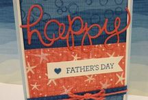 Stampin up fathers day