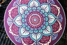 Patricia Ávila Artes e Cores / Amo as sensações que as cores nos causam...