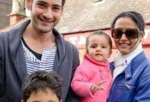 Tollywood Actors And Their Family Photos