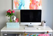 Inspirational office spaces... / by Joanna Sims