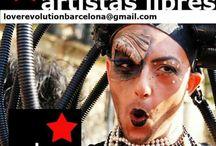 love revolution barcelona