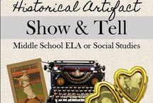Social Studies Artifacts