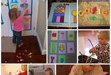 Misc Toddler Activities