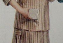 children dress 1900-1945