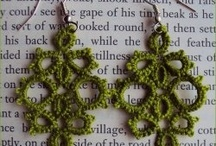 Yarn Jewels / DIY jewelry