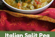 Yellow Split Pea Recipes,Vegan & Vegetarian