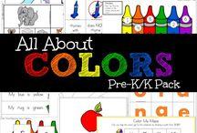 Kids: colours