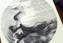 Blackline Waves