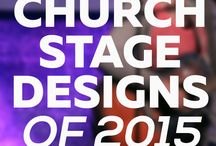 Worship stage designs