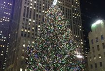 im dreaming for the christmas in new york