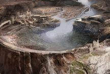 Alvian Warrior Environment Refs
