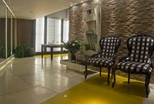 AMBIENTES CORPORATIVOS - INSPIRE-SE / A Spazio Bolis H&G tem os produtos perfeitos para deixar seu escritório, empresa, salão de festas, hall de entrada muito mais luxuoso