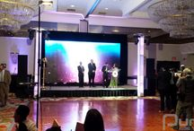 Delta Chealse East - NCCT Event - February 28, 2015 / National Council of Canadian Tamils event at Delta Chealse East Hotel. We had 50 LED panels and a variety of stage lighting to make this event perfect!