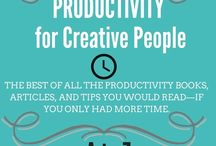 Productivity for Creative People / Links to my posts about #productivity for creative people.