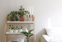× i n t e r i e u r // urban jungle / Urban jungle in je huis met de mooiste planten.