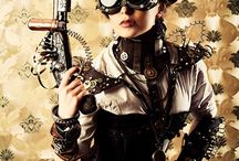 Punk Apparel / Steampunk Clothes and Costumes...