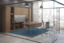 OFFICE 5 / New generation of products by Artelite. Versatile office furniture system.