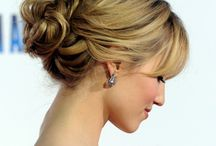 Wedding Hair & Makeup / Wedding hairstyle and updo trend